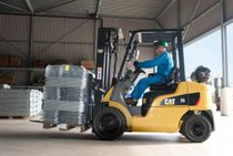 Diesel engine forklift / LPG / ride-on / industrial