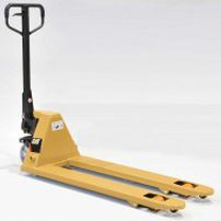 Hand pallet truck / multifunction / handling / for warehouses