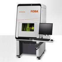 Laser marking workstation / computer-controlled