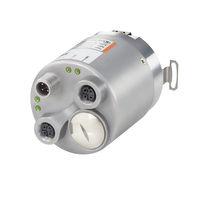 Multi-turn rotary encoder / absolute / optical / blind-shaft