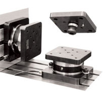 Countertop zero-point clamping system / quick / square
