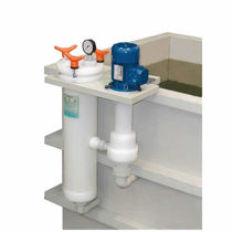Water filter / cartridge / chemical / for pumps