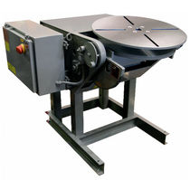 Motorized welding positioner / rotary / 1/2-axis