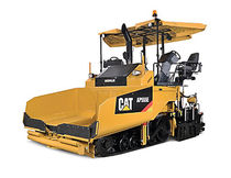 Asphalt paver / tracked / construction equipment