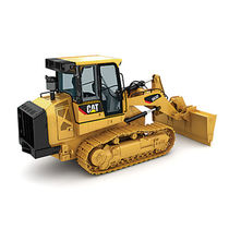 Tracked loader / rigid