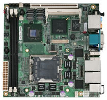 Mini-ITX motherboard / Intel® Core 2 Quad / Intel 945G / DDR2 SDRAM