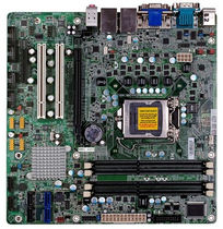 Micro-ATX motherboard / Intel® Core i series / Intel 945G / DDR3 SDRAM