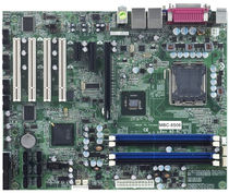 ATX motherboard / Intel® Core 2 Quad / Intel 945G / DDR3 SDRAM