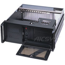 Industrial server / NAS storage / rack-mount / 4U