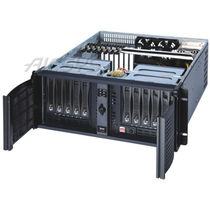 Rack-mount chassis / 4U / industrial / ATX motherboard