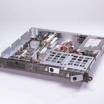 """Rack-mount chassis / 19"""" / 1U / 3 slots"""