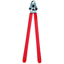 Manual cable cutter / ratchet / insulated