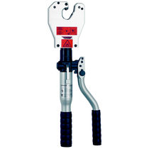 Manual crimping tool / hydraulic / for cable lugs