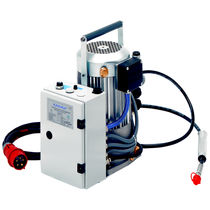 Electrically-driven hydraulic power unit / compact