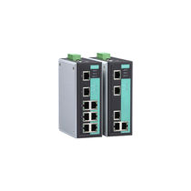Managed ethernet switch / 8 ports