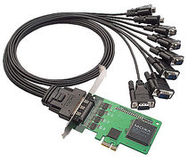 Serial communication card