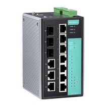 PoE network switch / managed / industrial / 10 ports