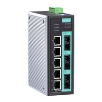 Managed network switch / industrial / 8 ports