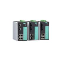 PoE network switch / managed / industrial / 10/100BaseT(X)
