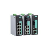 Unmanaged network switch / industrial / 5 ports / redundant