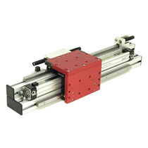 Pneumatic linear gantry module