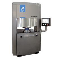 Metal polishing machine / CNC / abrasive run-off / deburring