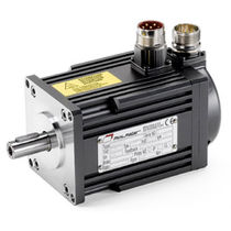 AC electric servo-motor / brushless / permanent magnet