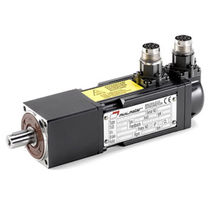AC electric servo-gearmotor / brushless / coaxial / planetary