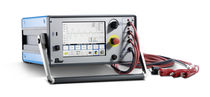 Voltage impulse insulation tester / for electrical appliances