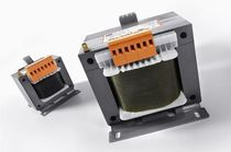 Isolation transformer / cast resin / safety / compact