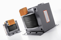 Isolation transformer / cast resin / compact / vacuum impregnation