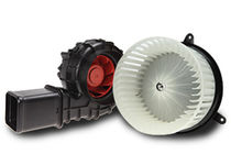 Centrifugal fan / ventilation / for automotive applications