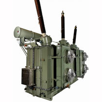 Power transformer / distribution / cast resin / AC