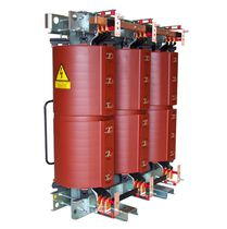 Distribution transformer / cast resin / epoxy resin / compact