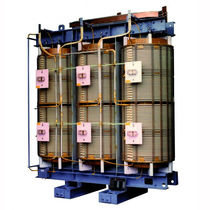 Distribution transformer / dry / medium-voltage