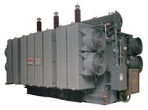 Power transformer / distribution / immersed / floor-standing