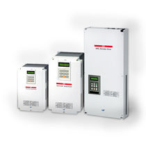 Vector control frequency inverter / three-phase / vertical / speed control