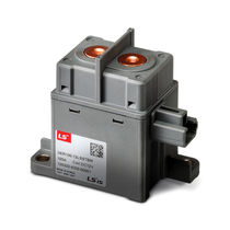 Electromechanical relay / power / panel-mount / automatic