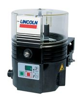 Grease lubrication system / multi-point / electric / compact