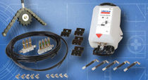 Single-point lubricator / chain / automatic