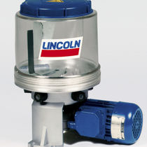 Positive-displacement pump / lubrication / grease / multi-line