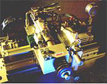 Conveyor lubrication system / air-operated / mechanically-operated
