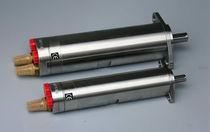 Vane air motor / planetary gear / compact
