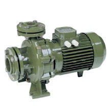 Clear water pump / electric / centrifugal / central aspiration