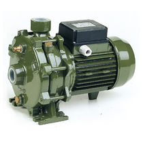 Clear water pump / electric / centrifugal / two-stage