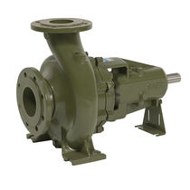 Clear water pump / electric / centrifugal / stainless steel