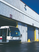 Roll-up door / high-speed / hangar / industrial
