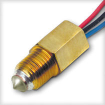 Electro-optical level switch / for water / brass / compact