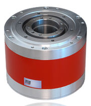 Motor-driven rotary table / vertical / CNC