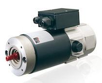 DC electric servo-motor / 4-pole
